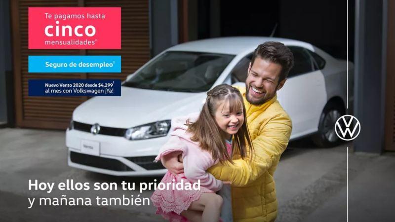 Vento 2020 - Estrena el auto sedán disponible en ofertas VW de Mayo