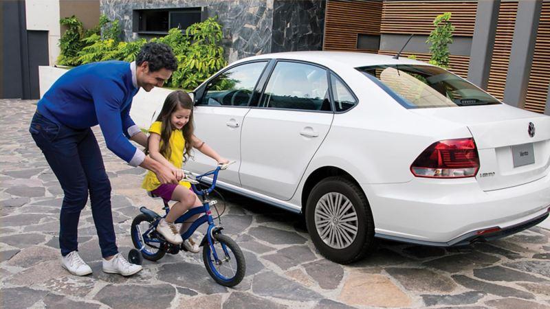 Vento Volkswagen en promoción durante el mes de febrero. Conoce el precio de este auto familiar.