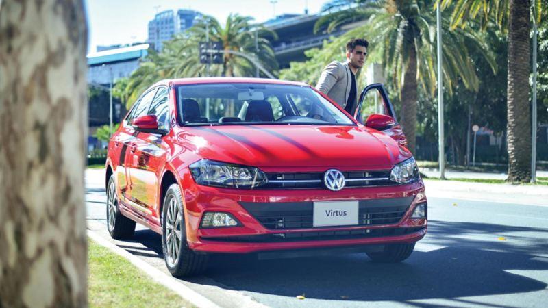 Virtus 2021 a precio rebajado durante el mes de febrero 2021 en las promociones VW