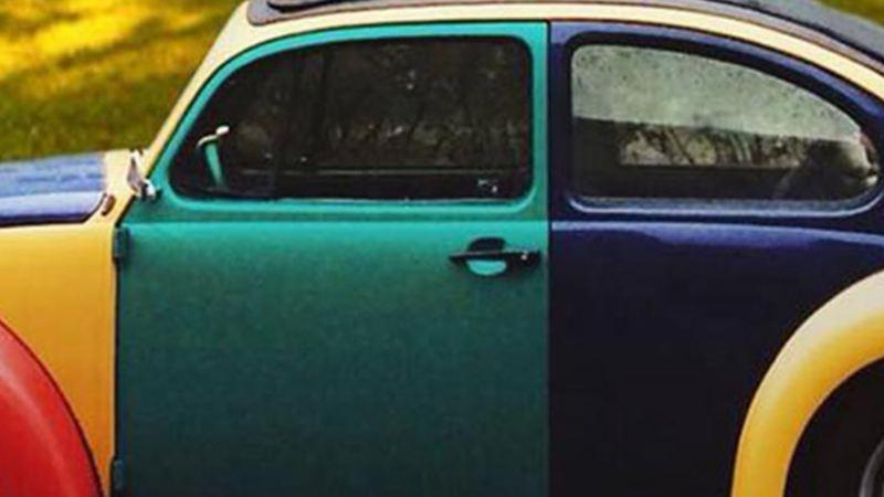 Vocho Arlequín de Volkswagen - Conoce las ediciones del auto clásico