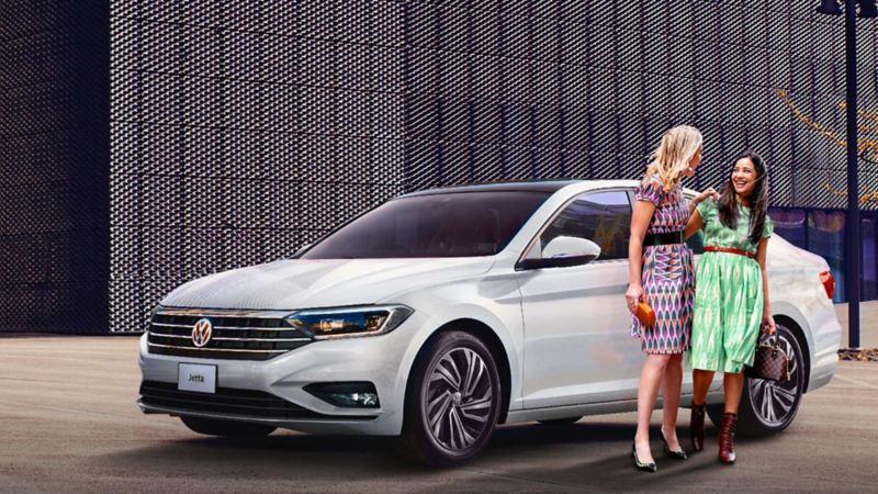 Llévate un sedán Volkswagen con las facilidades de nuestros servicios financieros.
