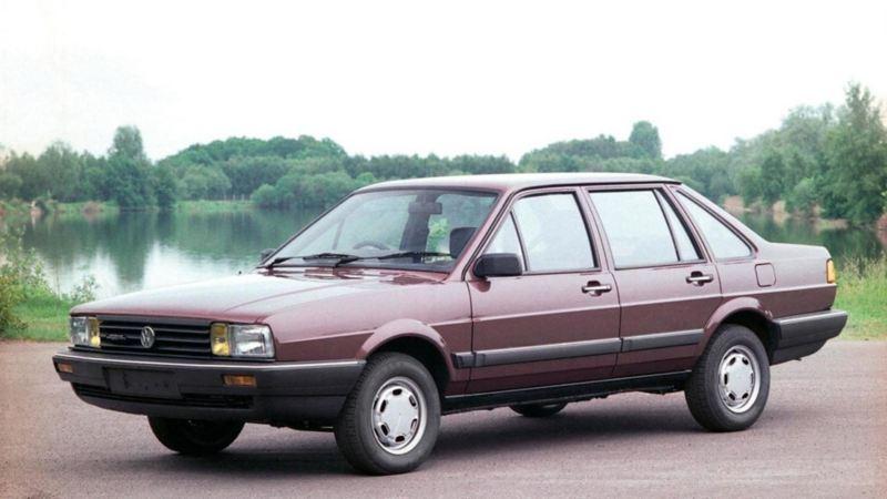 Auto clásico Volkswagen Corsar - Conoce más detalles sobre este vehículo