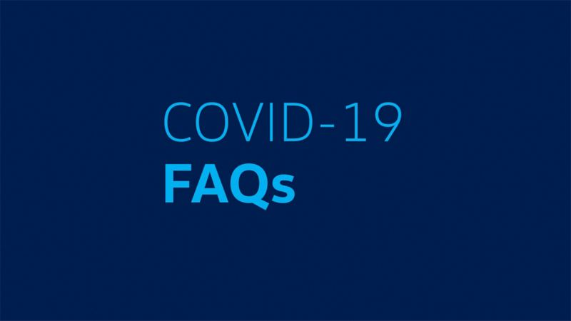 COVID 19 FAQ For Volkswagen owners and customers