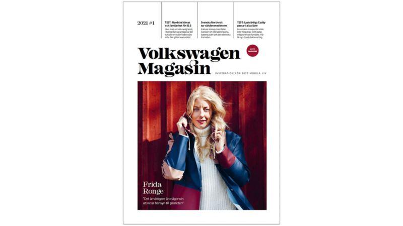 Volkswagen Magasin nummer 1 2021