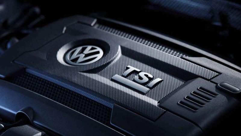Volkswagen Motor TSI compacto y potente