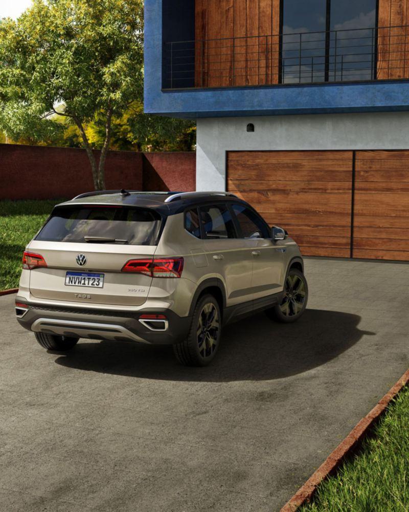 Volkswagen Noticias Taos World Premiere