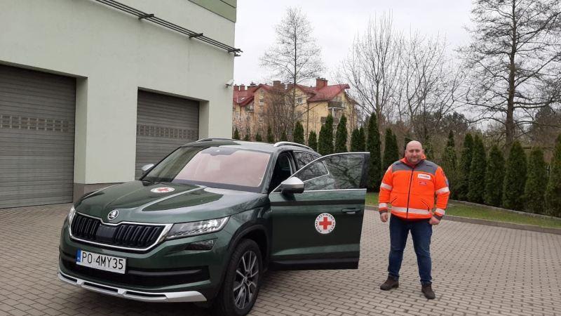 Volkswagen Group Polska angażuje się w pomoc podczas pandemii koronawirusa