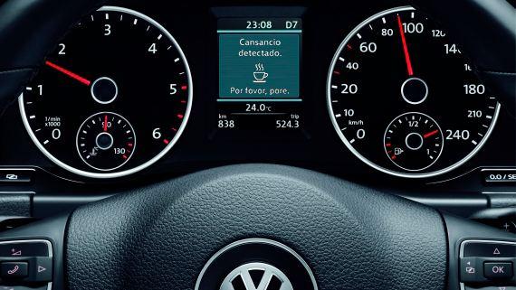 Volkswagen Touareg Detector de Fatiga