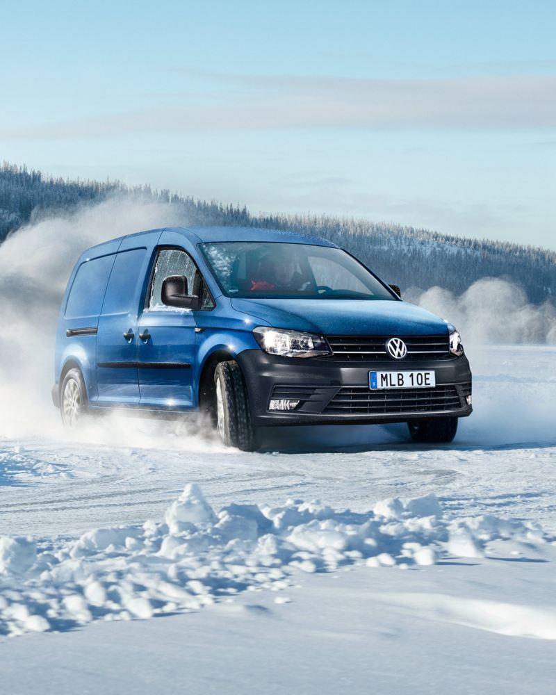 Volkswagen Original Vinterdäck med dubb