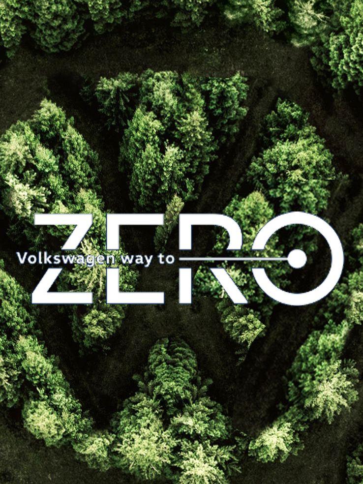Way to Zero, acciones de VW para cuidar el medio ambiente