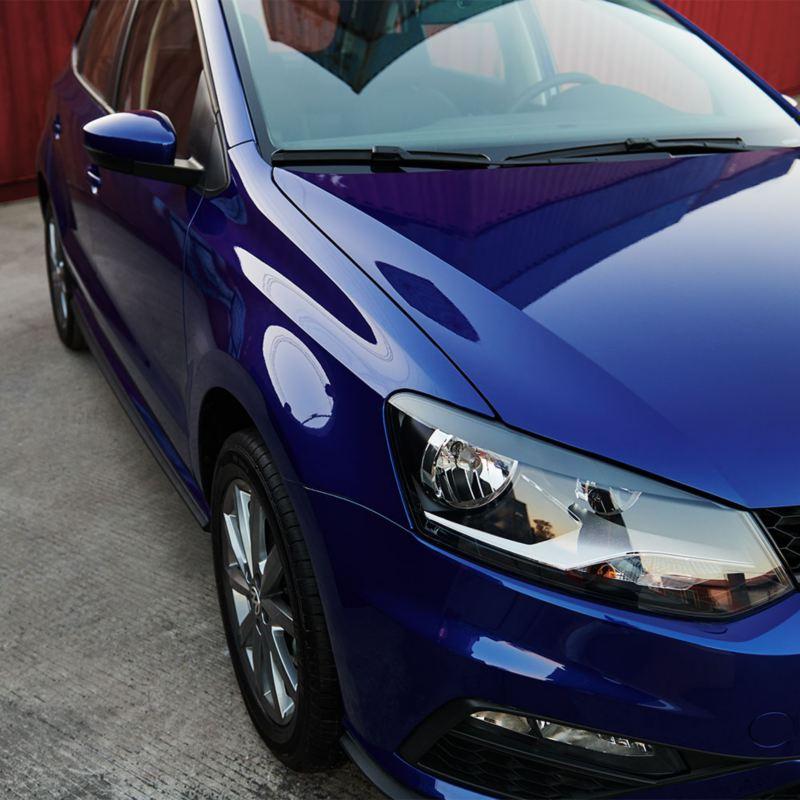 Auto Volkswagen cuidado con servicios de Carrocería y pintura de Volkswagen