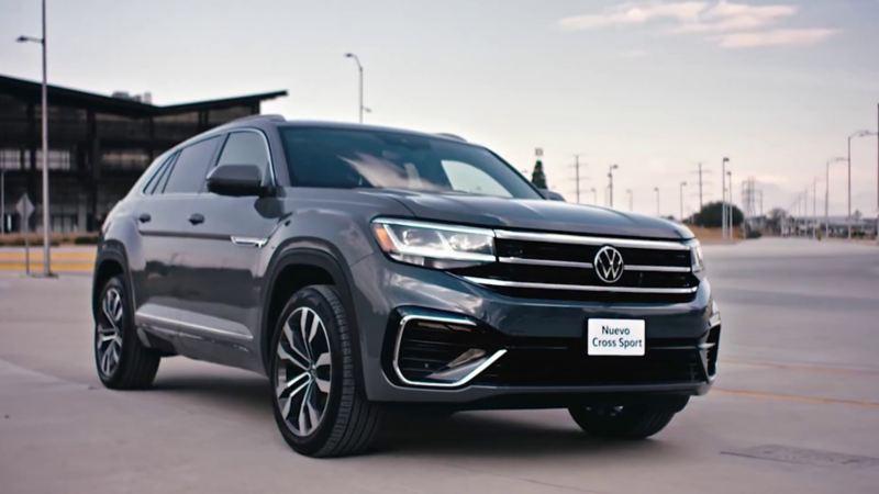 Nuevo Cross Sport 2021 SUV de Volkswagen