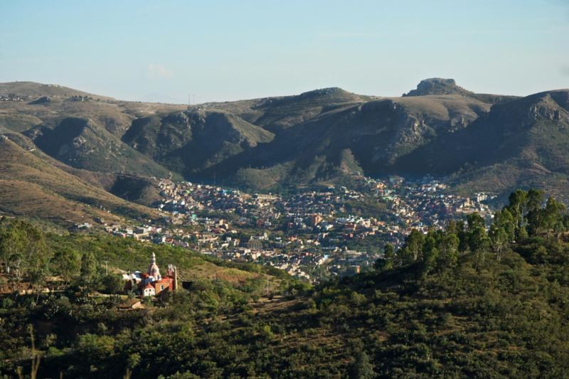 Comunidades aledañas a la Cuenca de la Esperanza