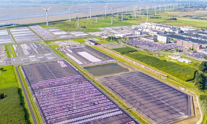VW plant in Emden