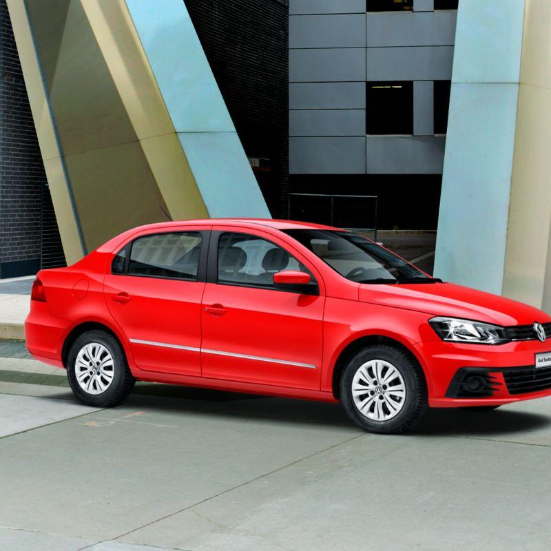 Gol - Auto compacto con mejor rendimiento de gasolina de Volkswagen