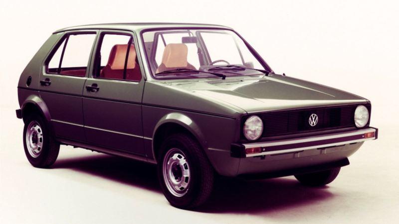 Golf MK2, la segunda versión del ícono de Volkswagen
