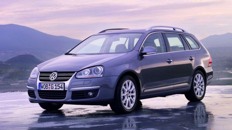 Golf Variant, el sportwagen de Volkswagen