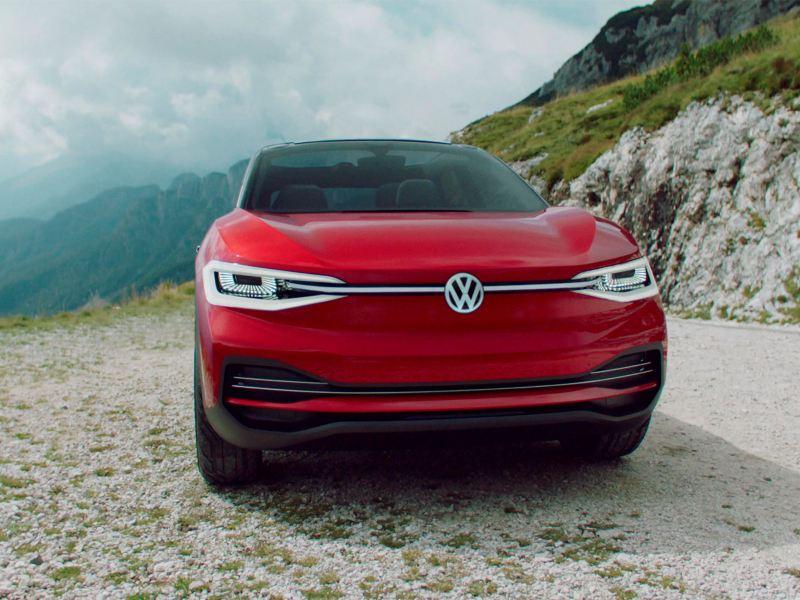 Volkswagen ID. Crozz, primer SUV eléctrico de la familia VW