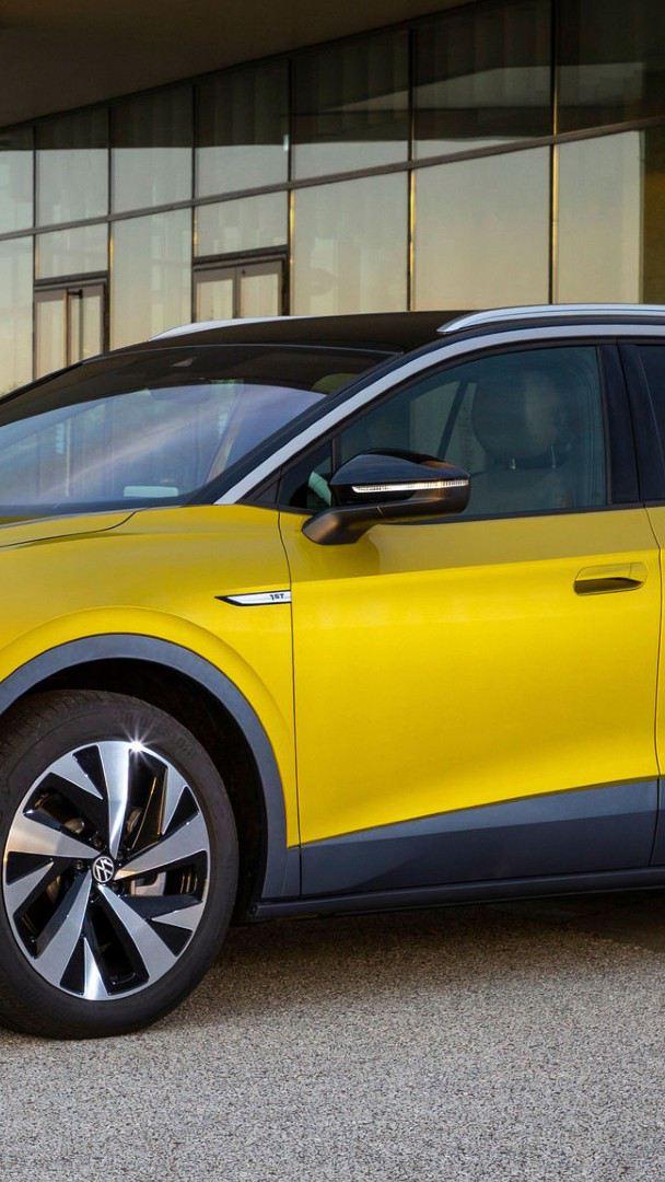 ID.4 el SUV eléctrico de Volkswagen