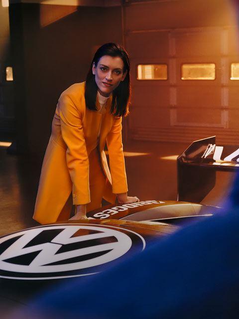 Volkswagen ID.R, foto in studio