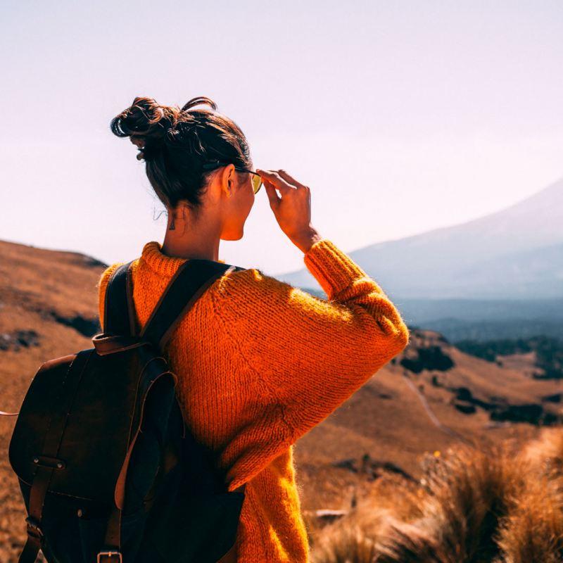 Parque Nacional Izta-Popo protegido bajo programa de la Comisión Nacional de Áreas Naturales Protegidas y Volkswagen