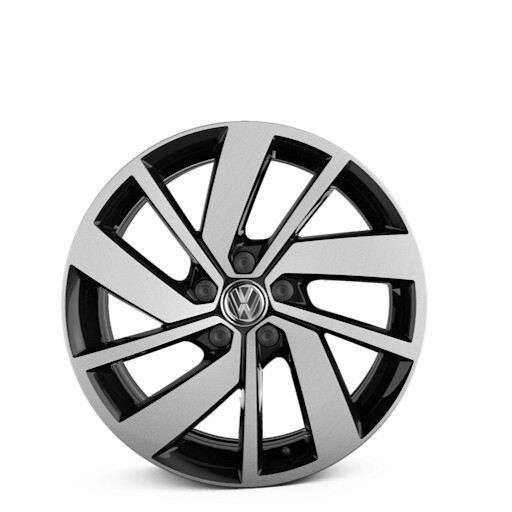 Rines de aluminio de 18'' del Jetta GLI 2021 de Volkswagen