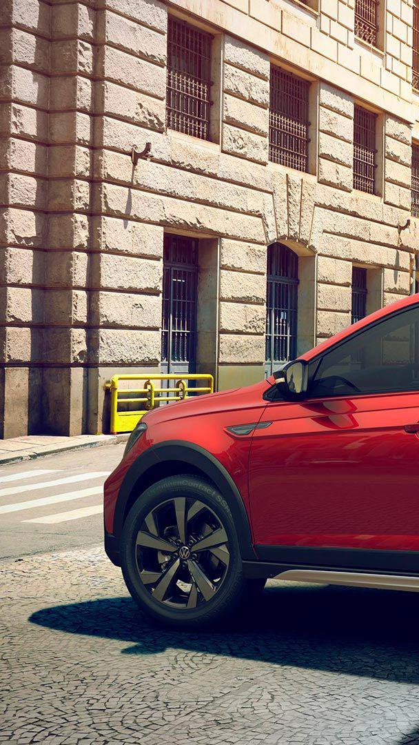 Nuevo Nivus, el SUV versátil de VW
