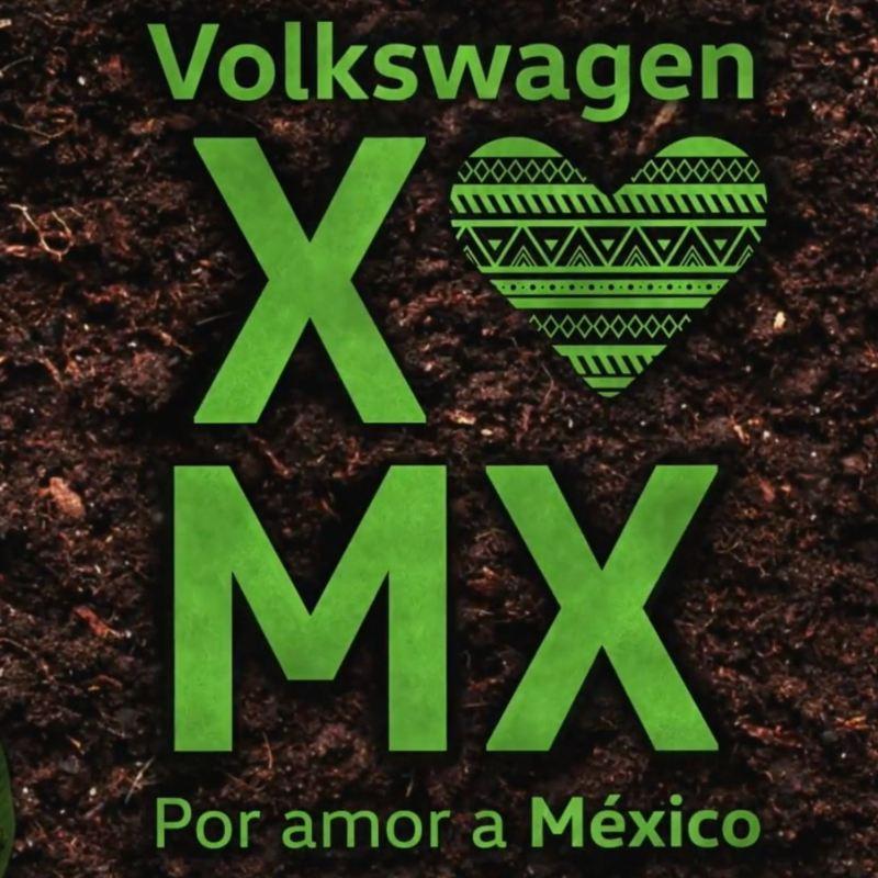 Volkswagen se preocupa por la conservación del medio ambiente.
