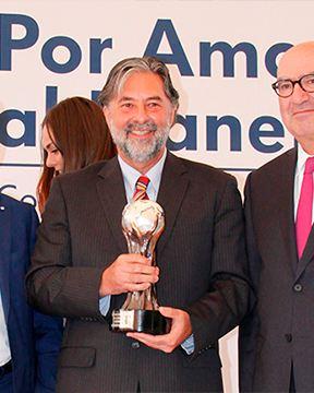 Historia de ganadores del programa Por Amor a México
