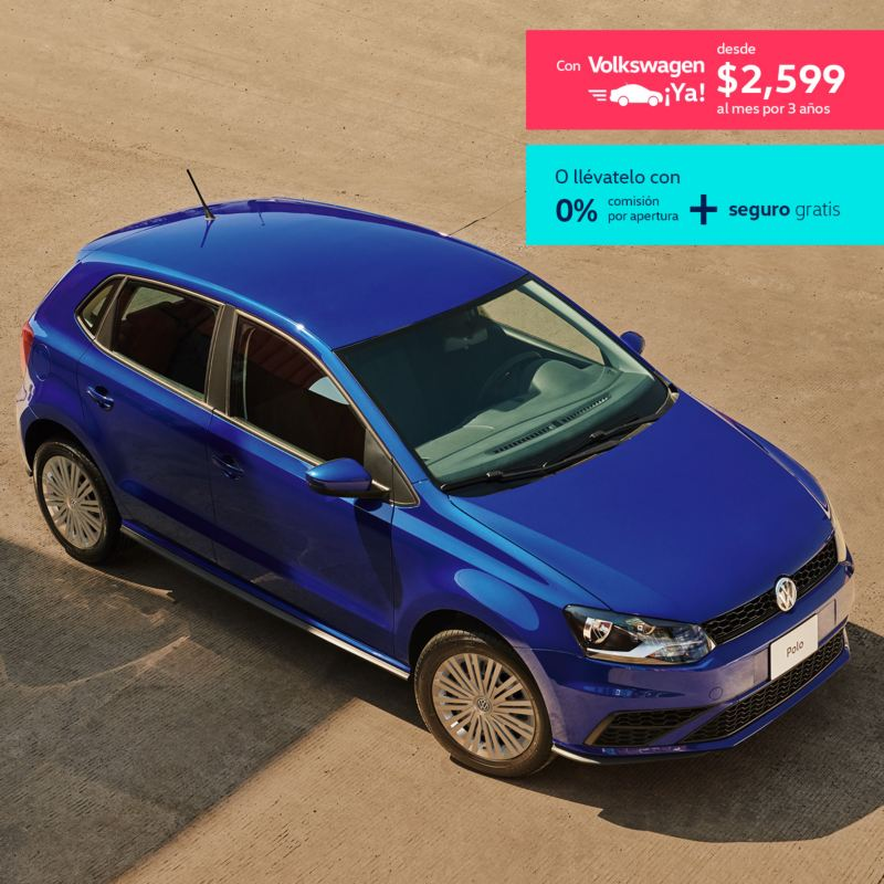 Polo 2021 Volkswagen - Promoción de Agosto