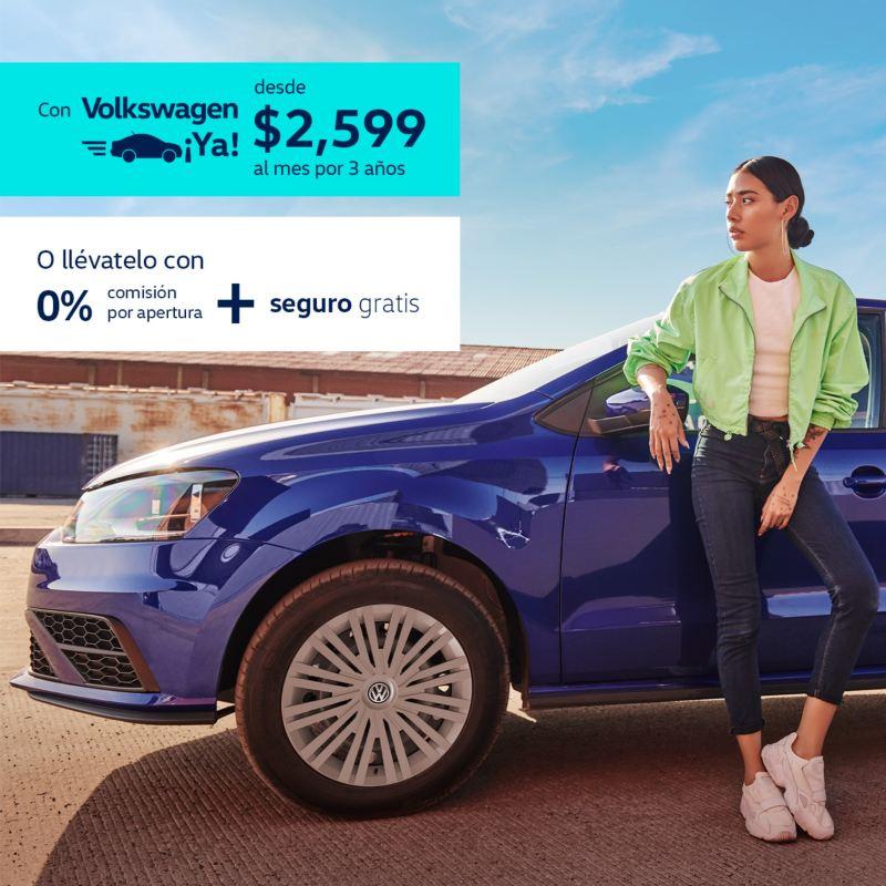 Polo 2020 Volkswagen - Promoción de Julio