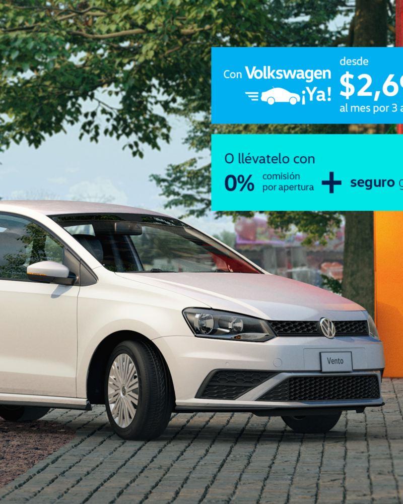 Vento 2021 Volkswagen - Promoción de Julio