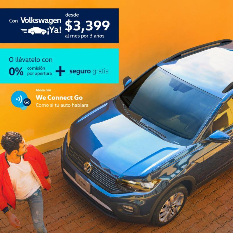 T-Cross 2021 Volkswagen - Promoción de Julio