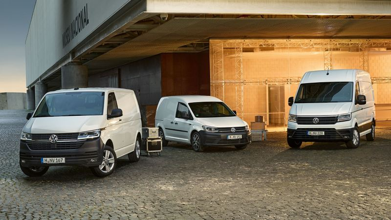 Modelli Volkswagen Veicoli Commerciali