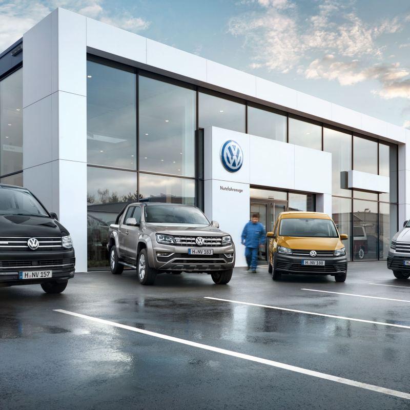 VW Nutzfahrzeug Center