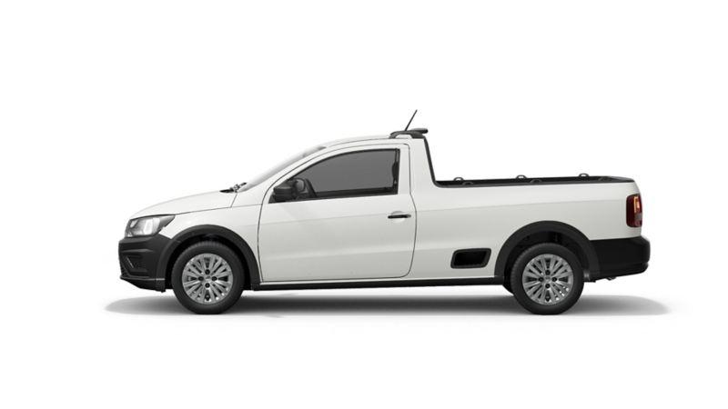 Saveiro 2021 en promoción con Volkswagen México