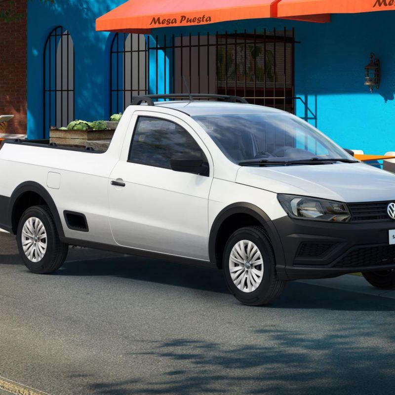 Volkswagen Saveiro 2022, potente camioneta Pick Up en su edición Robust