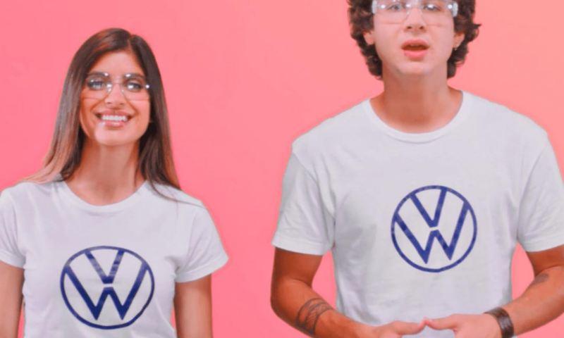 Scar y Santi conductores de VW Series
