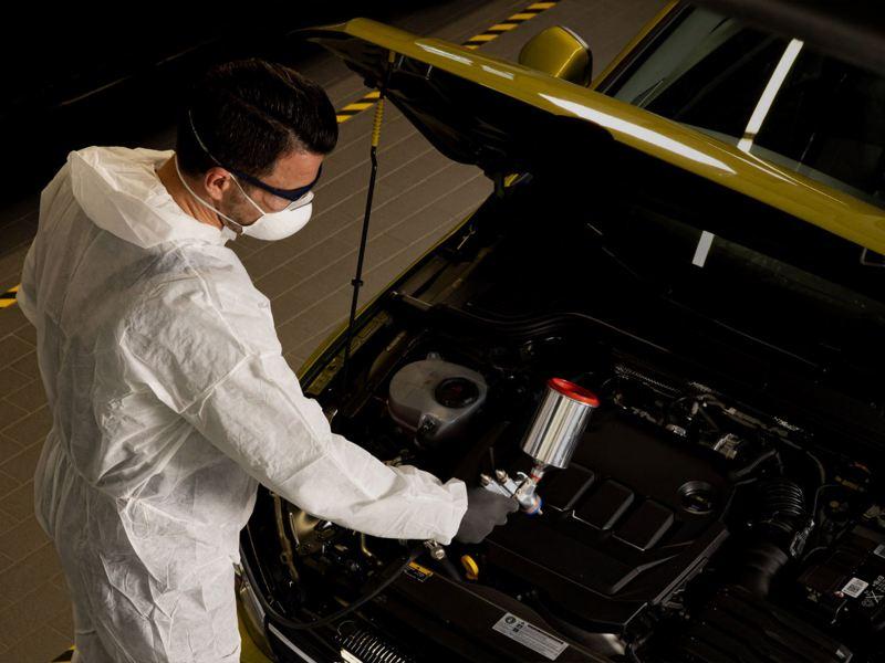 Servicios Adicionales de Volkswagen para mejorar el desempeño y cuidado de autos y camionetas