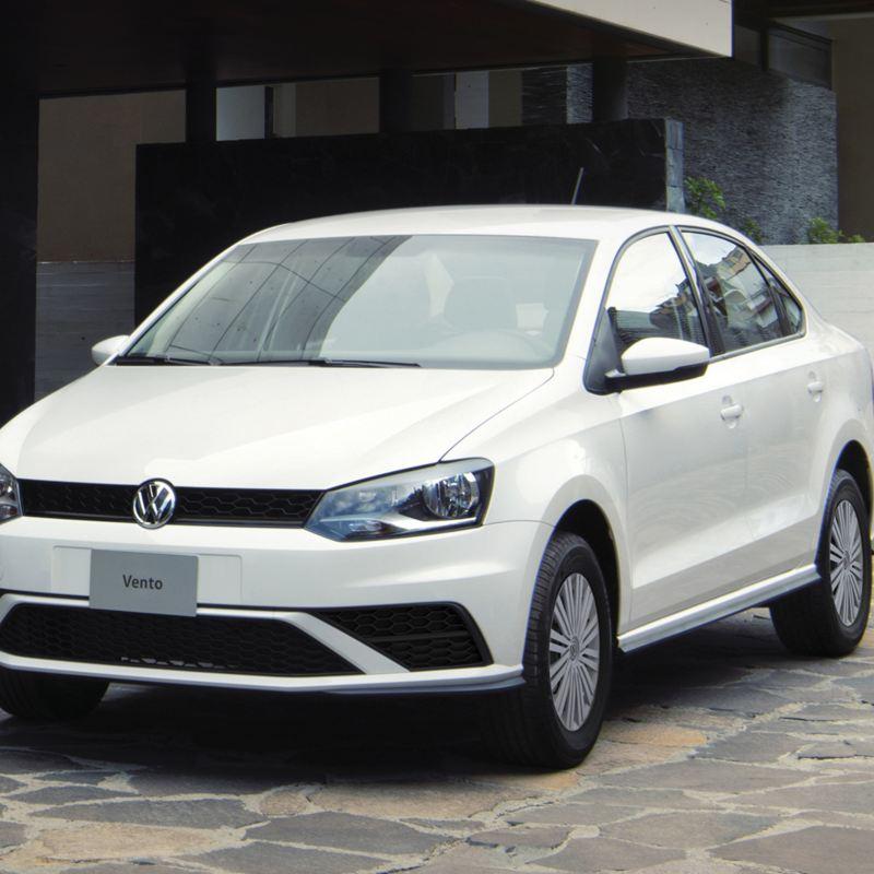 Imagen de promoción de Vento 2021 de Volkswagen