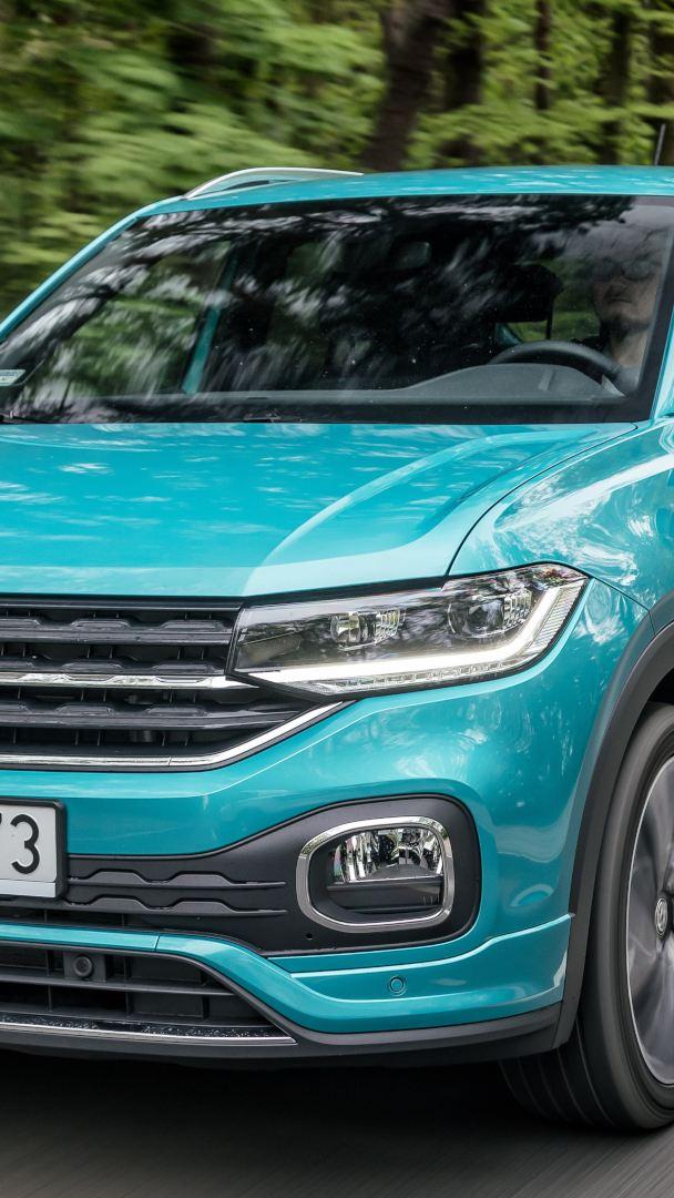 T-Cross zdobywa pięć gwiazdek w teście Euro NCAP