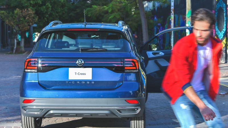 T-Cross 2021 de Volkswagen