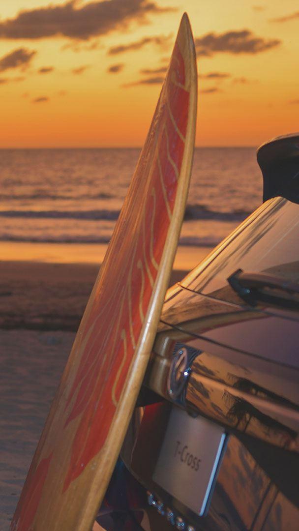 Llévate un SUVW con las facilidades de pago que te ofrece T-Cross Entre Dos.