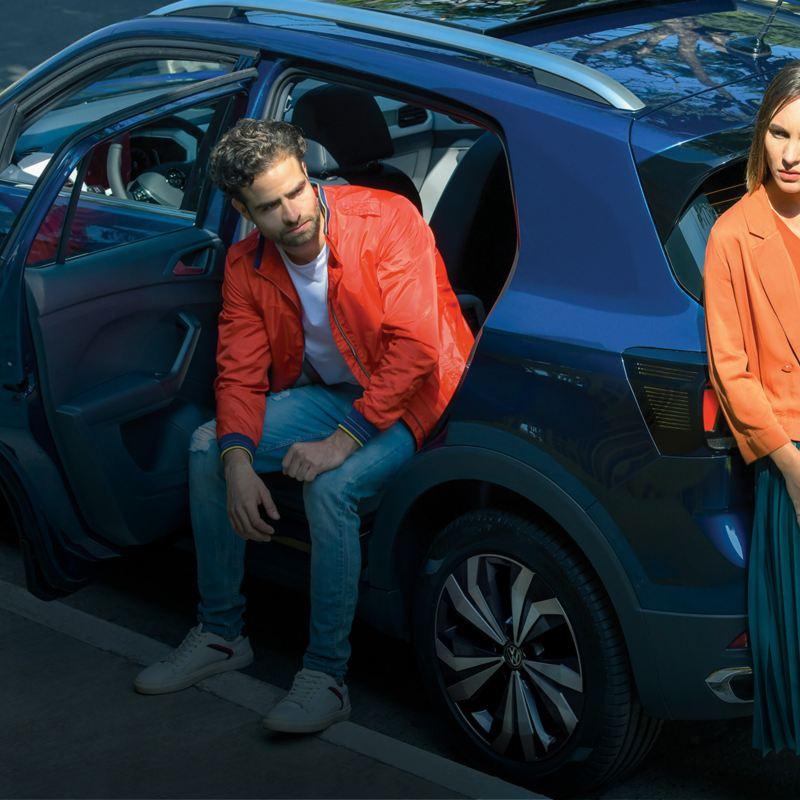 T-Cross Entre Dos, plan de financiamiento VW para dividir con tu pareja, familiar o amigo.