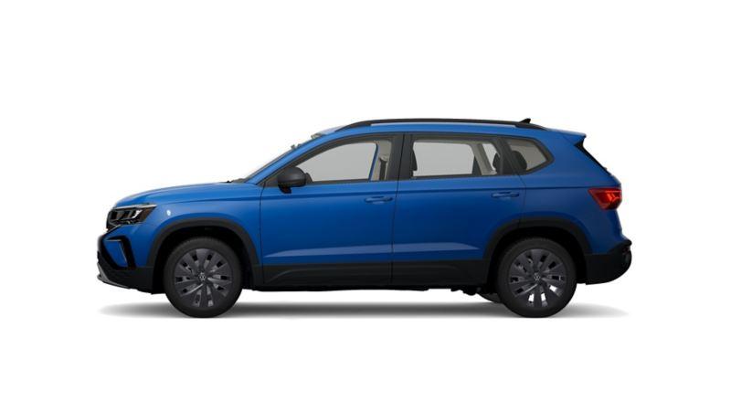 Nuevo Taos 2021, SUV de Volkswagen en promoción con seguro gratis