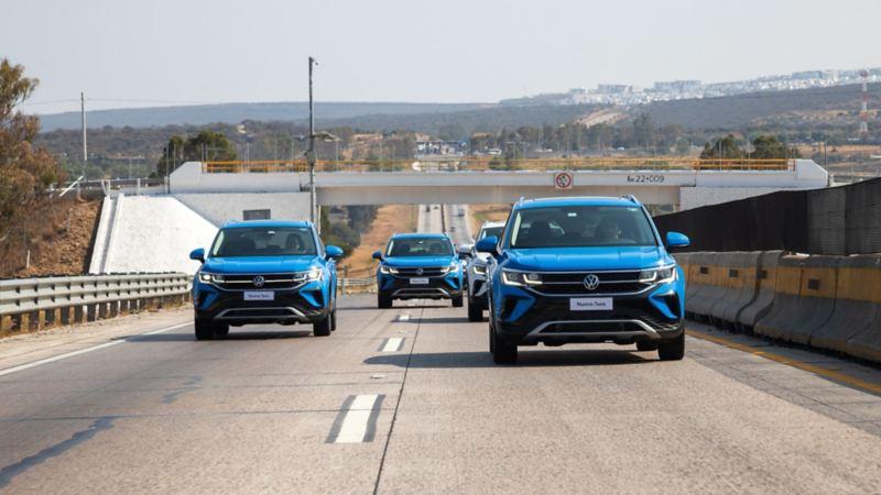 VW Taos sobre carretera, conoce el rendimiento de este SUV al ser puesto a prueba