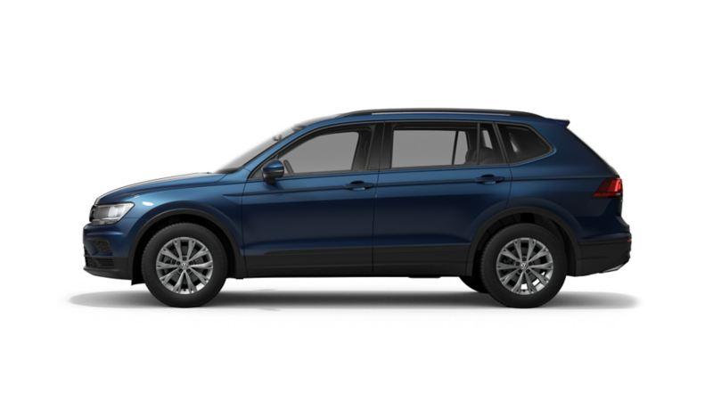 Tiguan 2021, camioneta familiar en promoción con Volkswagen