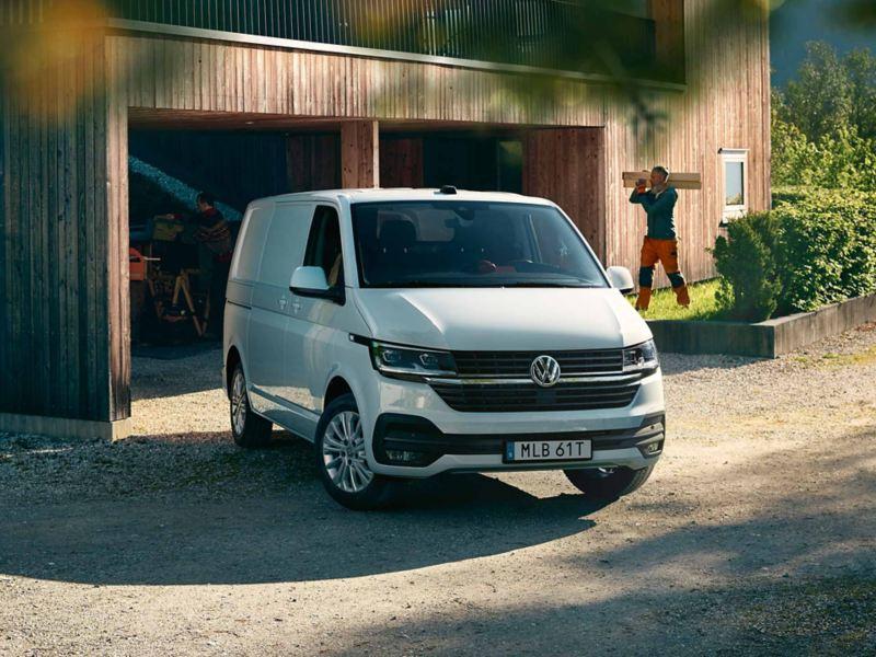 Volkswagen Transporter Skåp