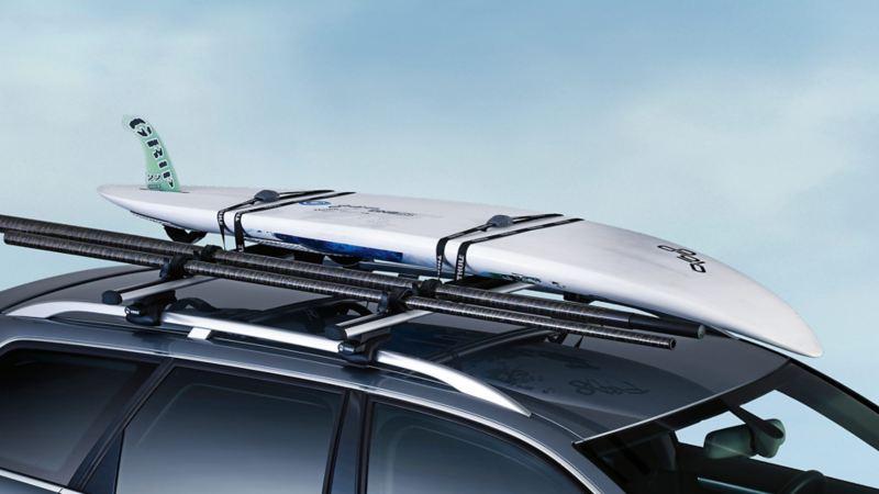 VW Original Surfbrädehållare
