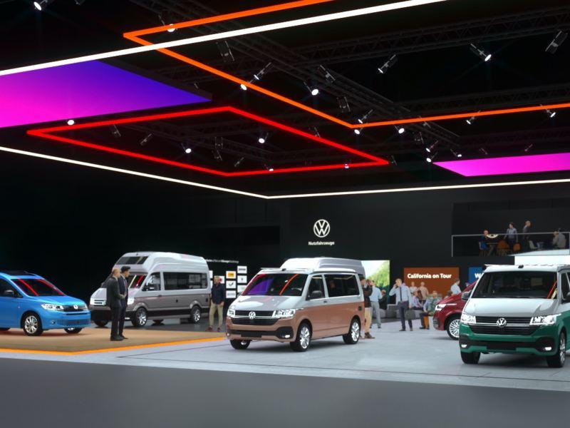 La Feria virtual de VW Comerciales
